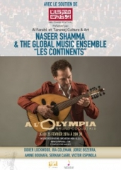 naseer shamma,musique,oud,luth,luth arabe,culture,citations,art,création,improvisation,paix,humanisme,global music,continents,irak,shamma music,prix gusi de la paix,artiste unesco de la paix,the flower road,la route des fleurs