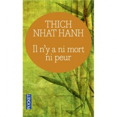 terrorisme,thich nhat hanh,éveil,sagesse,spiritualité,il n'y a ni mort ni peur,livres