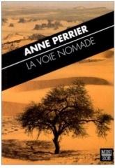 anne perrier,poésie,la voie nomade,nomade,citations,livres